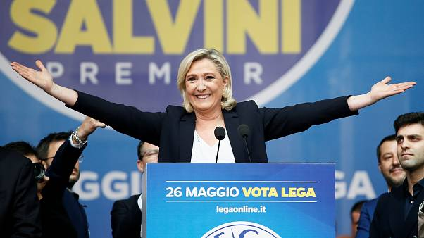La Justicia Europea confirma que Marine Le Pen debe pagar