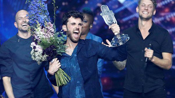 Eurovision: Niederländer Duncan Laurence hat den ESC 2019 gewonnen