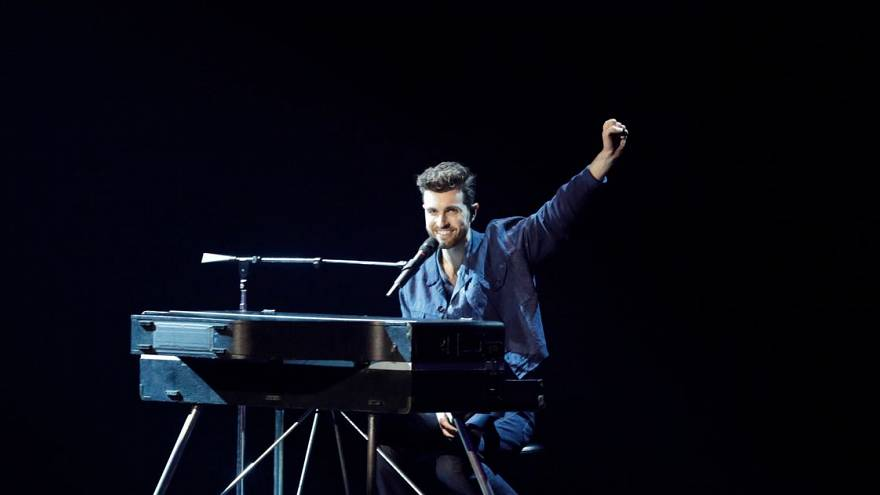 Eurovisão 2019: Holanda, Madonna e chachecóis da Palestina