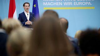 Nach Strache-Skandal: Kanzler Kurz kündigt Neuwahlen in Österreich an