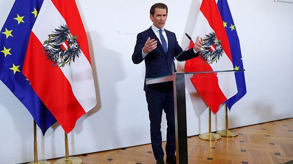 Adelanto electoral en Austria por un escándalo mayúsculo