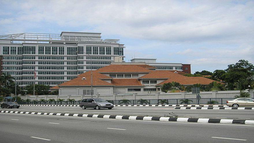 السفارة الأمريكية في كوالالمبور