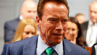 Arnold Schwarzenegger atacado durante un evento deportivo en Sudáfrica
