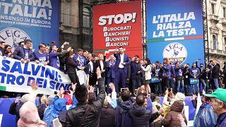 Europaweites Rechtsbündnis trifft sich in Mailand
