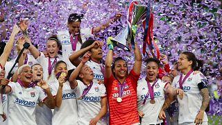 Lyon vence sexta Liga das Campeãs da UEFA e Ada Hegerberg destaca-se