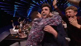 Eurovíziós Dalfesztivál: Hollandia, Olaszország, Oroszország