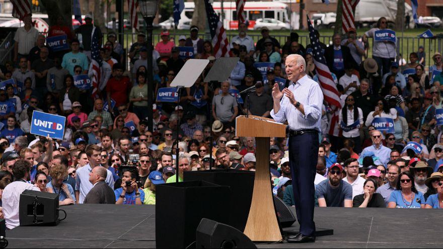 وعده بایدن: آمریکا را برای دوران پس از ترامپ متحد میکنم