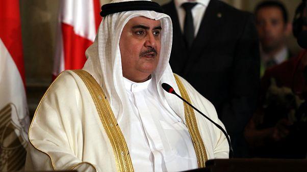 Bahreyn Dışişleri Bakanı Halid Bin Ahmed