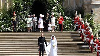 The Duke and Duchess of Sussex celebrate 1-year wedding anniversary with behind the scenes showreel