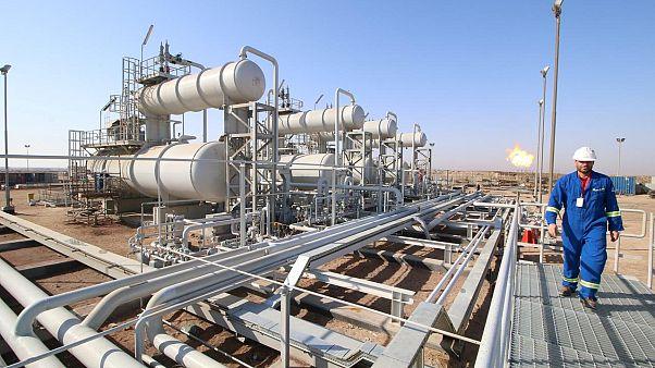 Rumeyla petrol sahası, Basra