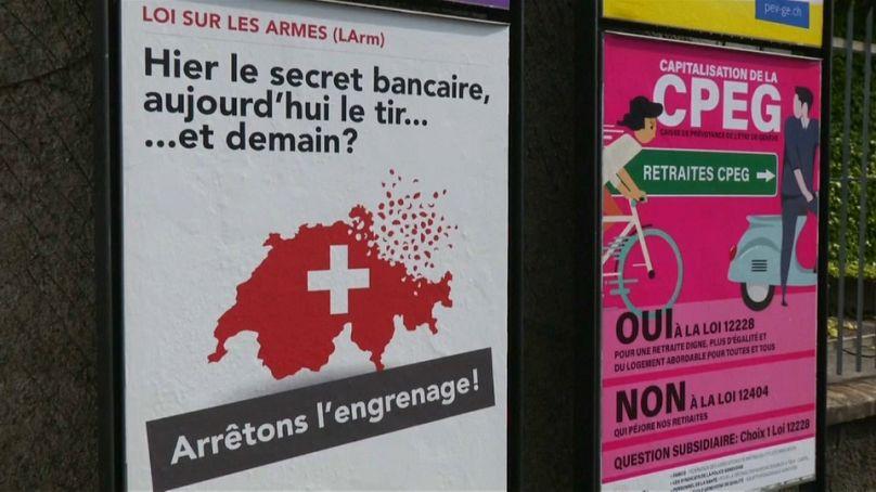 Controlli più severi sulle armi, la Svizzera dice