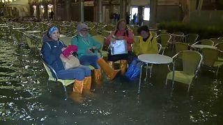 Η Βενετία πλημμύρισε