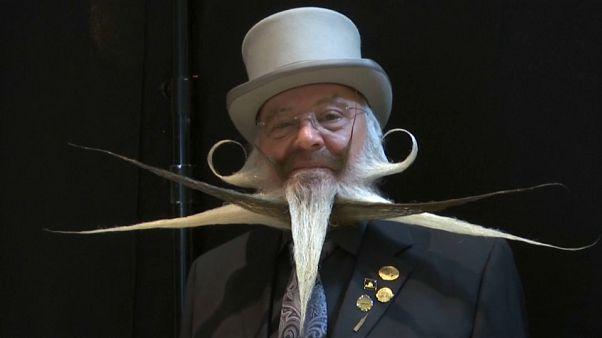Découvrez le championnat du monde de barbes et moustaches