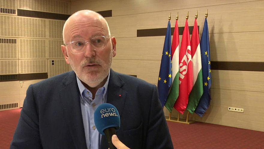 Candidato socialista insiste no debate com chefe de governo húngaro