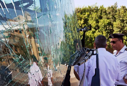 Une dizaine de blessés dans l'explosion visant des touristes en Egypte