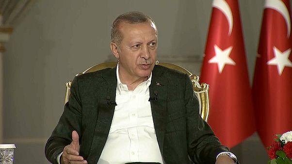 Erdoğan: S-400 ile ilgili geri adım atmayacağız, Rusya ile S-500'leri ortak üreteceğiz