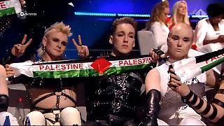 الفرقة الإيسلندية المشاركة في مسابقة يوروفيجن