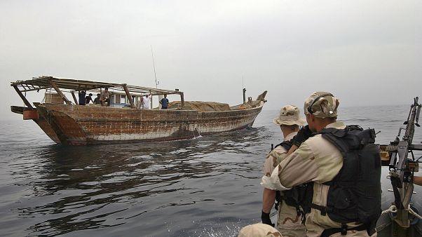 الأسطول الأميركي الخامس: دول مجلس التعاون تسير دوريات أمنية مكثفة بالمياه الدولية في الخليج