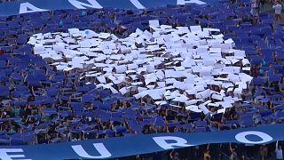 Des milliers de Roumains réunis pour montrer leur attachement à l'UE