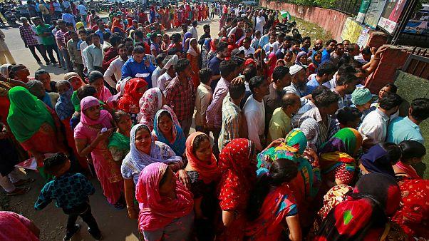 پایان انتخابات ۷ مرحلهای هند؛ «مودی» امیدوار به شکست گاندی