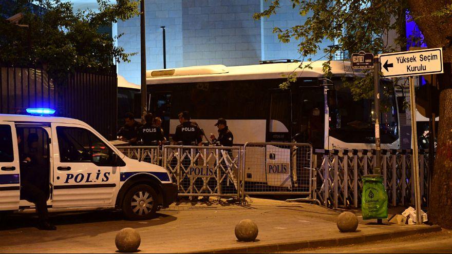 بازداشت ۲۴۹ کارمند وزارت خارجه ترکیه در پیوند با کودتای نافرجام