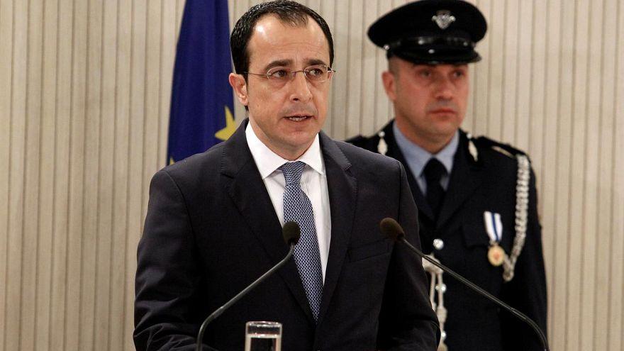 Güney Kıbrıs Dışişleri Bakanı Nikos Hristodulidis