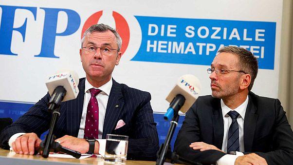 Кризис в Австрии: борьба за Кикля