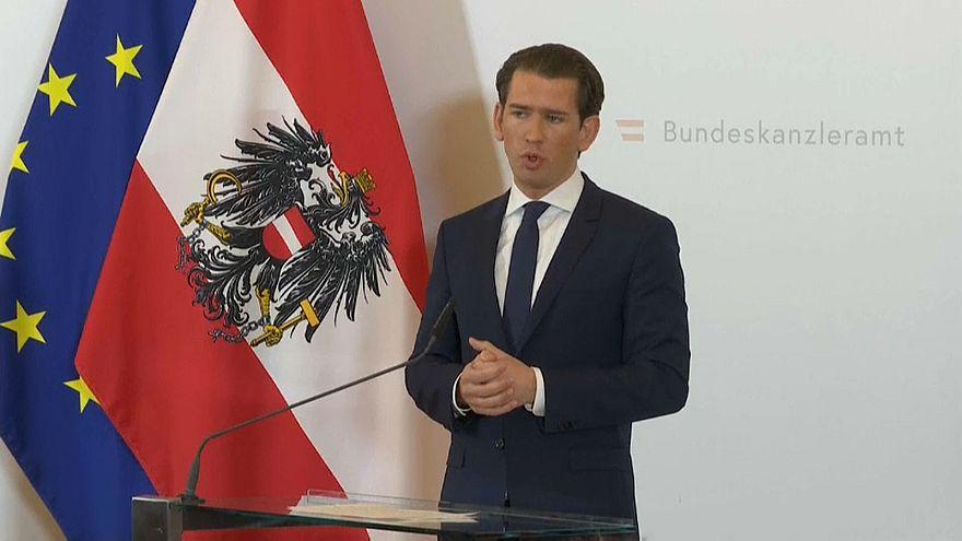 Österreich: FPÖ-Minister treten geschlossen zurück
