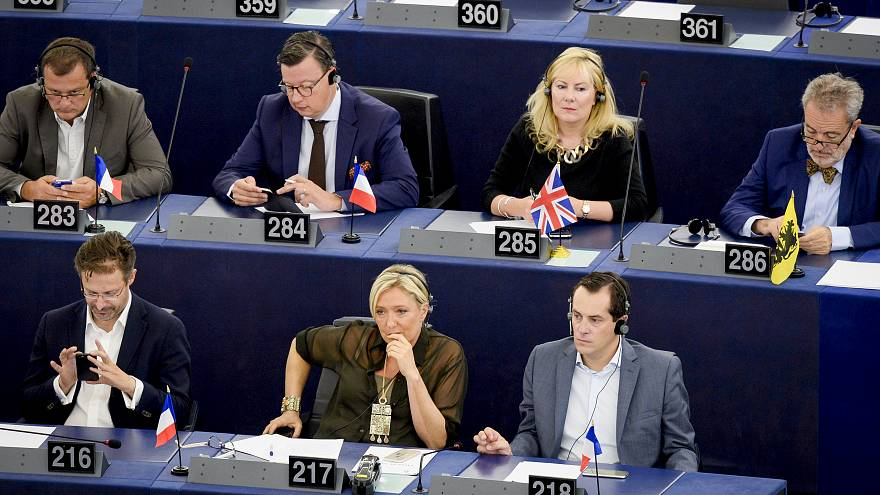 EP in Strasbourg
