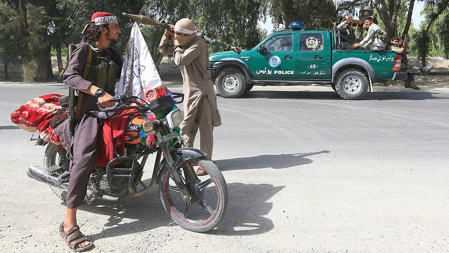سه پلیس افغان در حمله طالبان در کابل کشته شدند