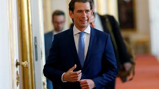 Watch: Austrian Chancellor Kurz addresses far-right Freedom Party scandal