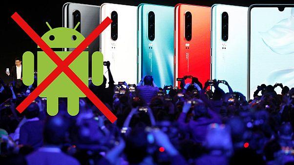 Google'ın kararından sonra Huawei ne yapacak?