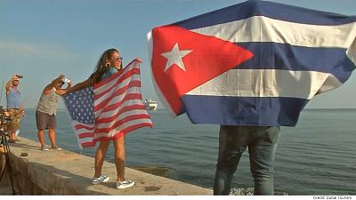 US and Cuba clash, big data gets ever bigger - and the flavour of Game of Thrones lingers