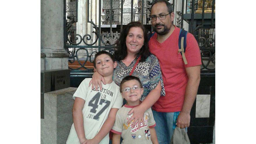 L'Europeo medio? Un italiano emigrato in Germania con la famiglia per lavoro
