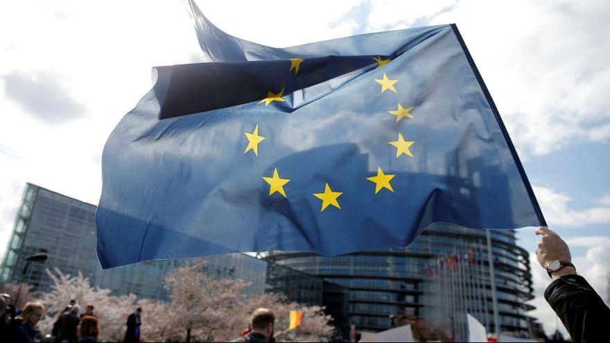 مقر پارلمان اروپا در استراسبورگ فرانسه