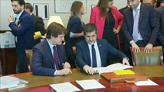 السلطات الإسبانية تفرجُ مؤقتاً عن خمسة زعماء كتالونيين.. تعرّف على السبب