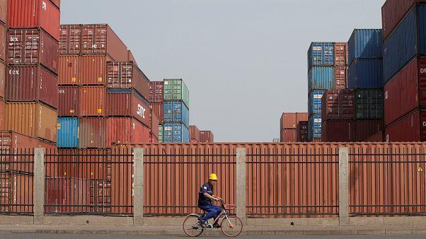 Handelsstreit: OECD senkt Wachstumsprognose für Weltwirtschaft