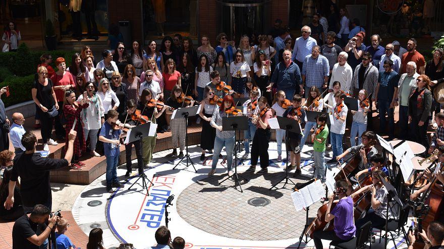 #pressEU_NextGen: Δράσεις των νέων για τις Eυρωεκλογές