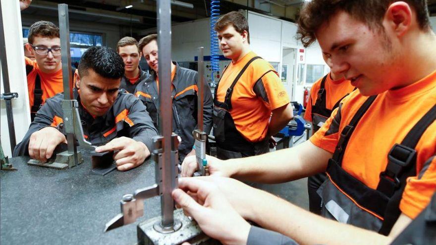 آلمان سال گذشته چقدر برای مهاجران هزینه کرده است؟