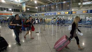 Αυξημένη η κίνηση στα ελληνικά αεροδρόμια το πρώτο πεντάμηνο του '19