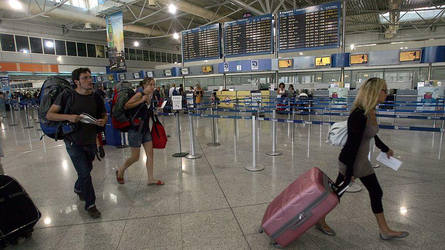 Αυξημένη η κίνηση επιβατών στα ελληνικά αεροδρόμια το 2019