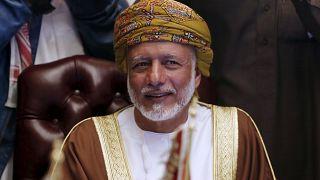 وزير خارجية سلطنة عمان يوسف بن علوي بن عبد الله