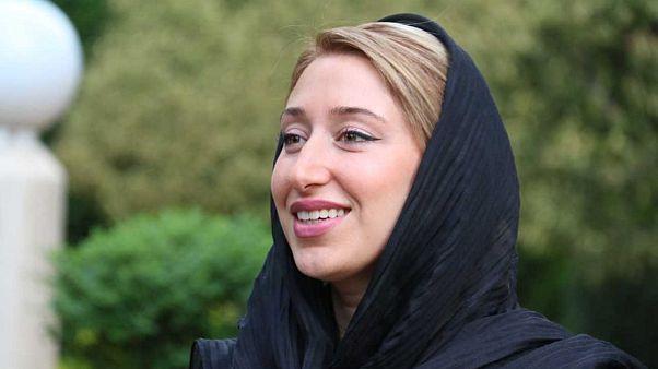 گفتوگوی یورونیوز با کتایون خسرویار: هیچوقت ایران را ترک نمیکنم