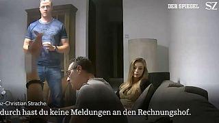 ویدئوی جنجالی معاون پیشین صدراعظم اتریش؛ در ویلای ایبیزا چه گذشت؟