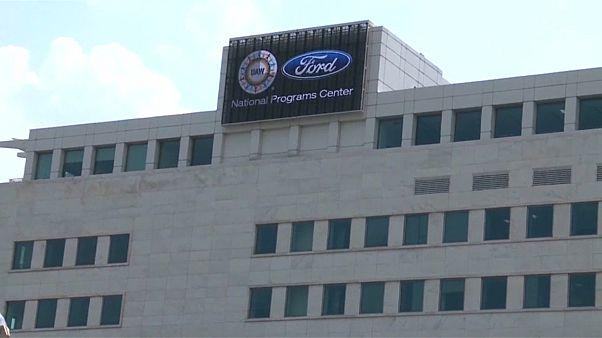Ford увольняет сотрудников