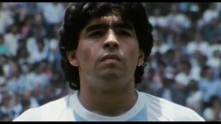 La leyenda de Maradona llega al Festival de Cannes