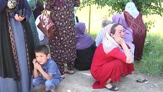 Кровавая бойня в таджикской тюрьме