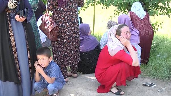 32 Tote bei Gefängnisaufstand von IS-Dschihadisten