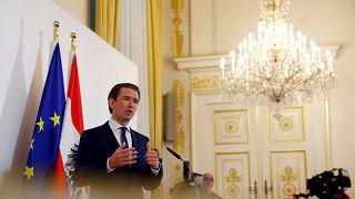 Österreich: Kurz und Van der Bellen für Übergangsregierung aus Experten