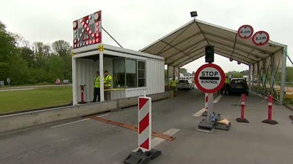 Határellenőrzést ígér a dán kormányfő
